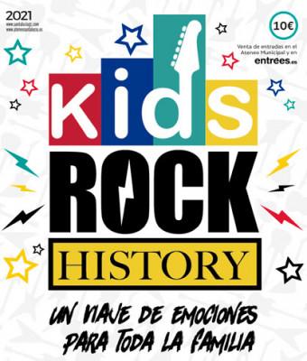 KIDS ROCK HISTORY II