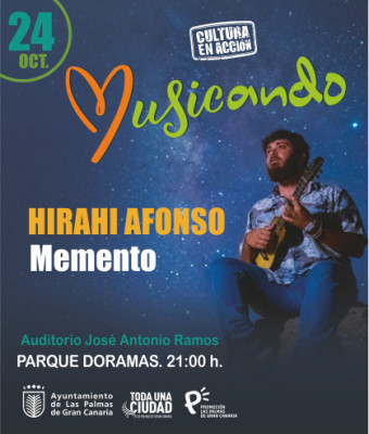 HIRAHÍ AFONSO, Memento