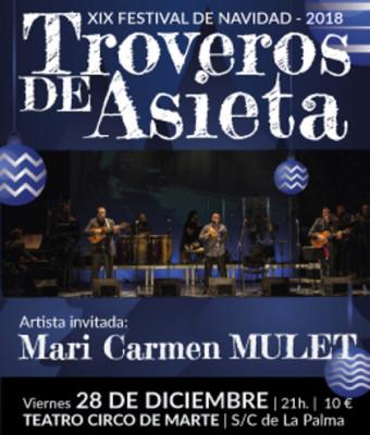 Festival de Navidad de Troveros de Asieta XIX Edición