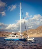 Catamaran Family Fun Boat