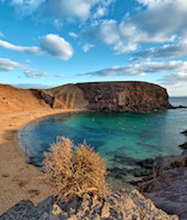 4x4 Tour: Lanzarote ruta sur