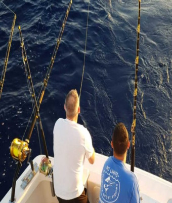 Tenerife Fishing  No limits