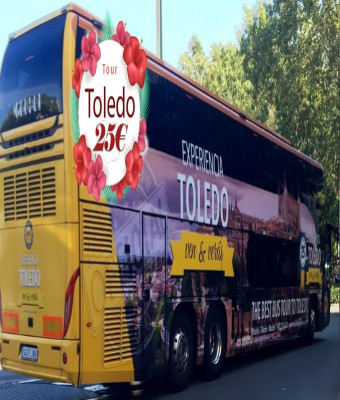 Tour a Toledo