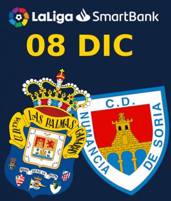LaLiga SmartBank - UD Las Palmas VS CD Numancia