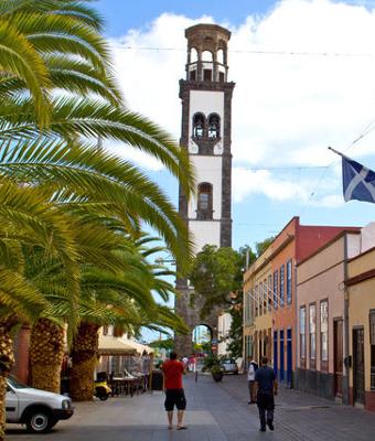 Visita guiada Santa Cruz - La Laguna