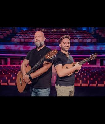 El Bailar de los Callaos de Abrahan Ramos y Sebastián Ramírez