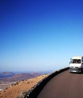 4x4 Tour: Lanzarote ruta norte