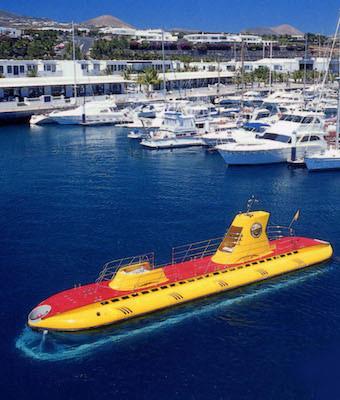 Submarine Safari LNZ