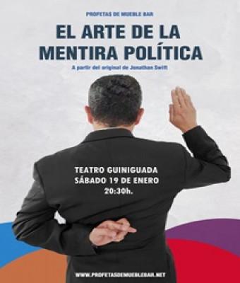 EL ARTE DE LA MENTIRA POLITICA