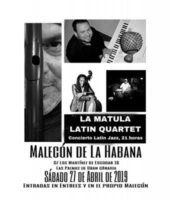 La Matula Latin Quartet