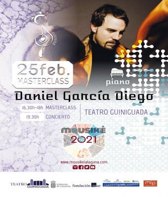 DANIEL GARCÍA DIEGO-PIANO