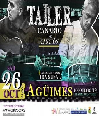 CONCIERTO DE TALLER CANARIO EN EL FORO BUCIO 2019