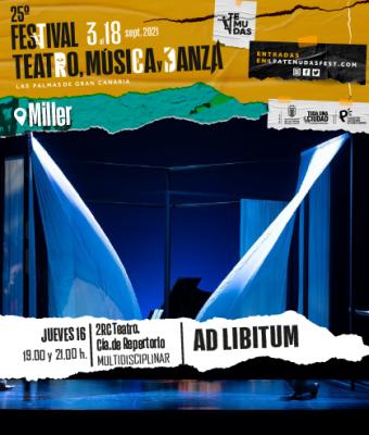 AD LIBITUM- 2RC TEATRO CÍA DE REPERTORIO
