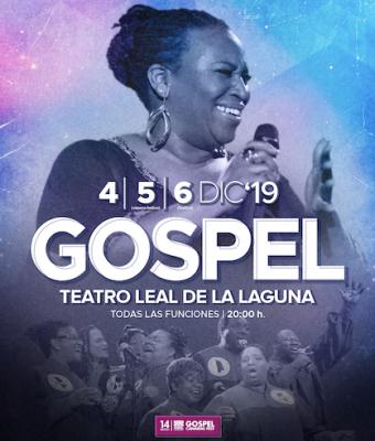 XIV GOSPEL CANARIAS FESTIVAL 2019
