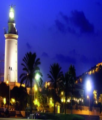 Tour por Málaga al anochecer