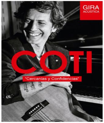 COTI, cercanías y confidencias