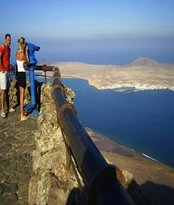 El norte de Lanzarote
