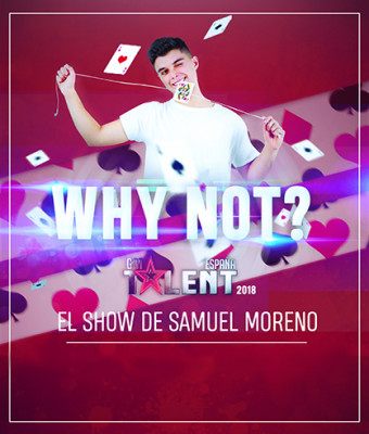 WHY NOT? SAMUEL MORENO