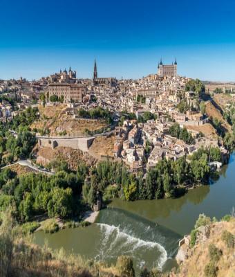 Toledo mágico desde Madrid