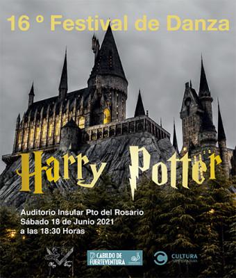 16 FESTIVAL DE DANZA ESCUELA MAPY DE LA FUENTE – HARRY POTTER