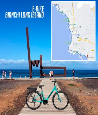E-Bike Ruta Autoguiada Costa Adeje - Cristianos