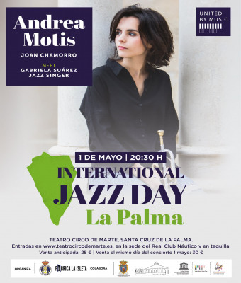 Internacional Jazz Day La Palma