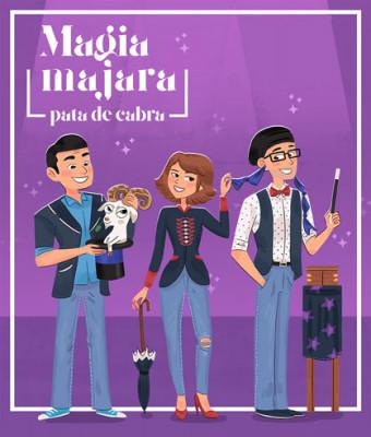 Magia Majara, Pata de Cabra
