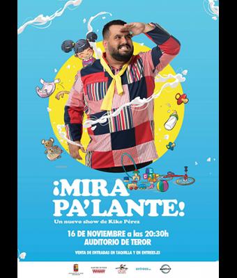 """Kike Pérez """"MIRA PA'LANTE"""""""