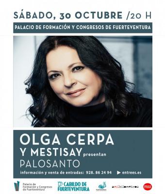 """Olga Cerpa y Mestisay """"Palosanto"""""""