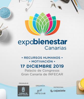 EXPOBIENESTAR CANARIAS 2019 - JORNADA COMPLETA