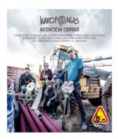 KAKOFONÍAS - ¡ATENCIÓN OBRAS!