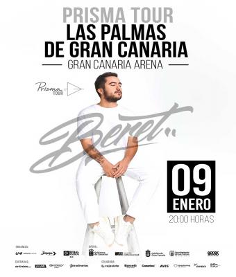 BERET en concierto - Las Palmas de Gran Canaria