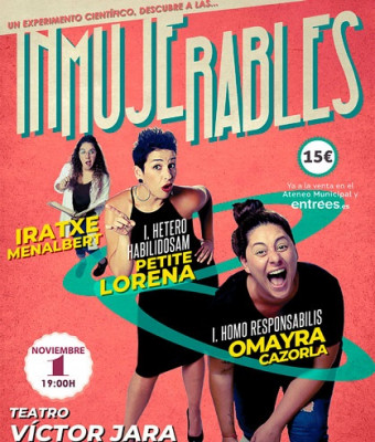 INMUJERABLES