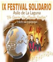 "IX FESTIVAL SOLIDARIO ""YO QUIERO UN MUNDO CONTIGO"""