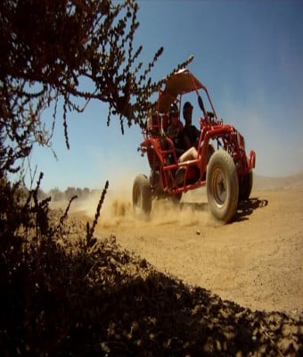 Quad & Buggy tours