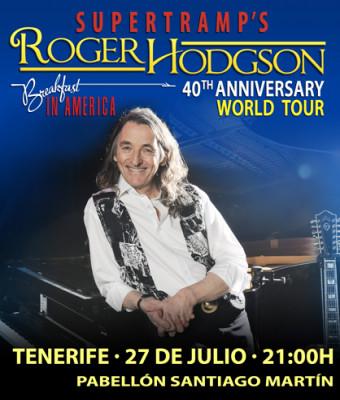 Roger Hodgson en Tenerife