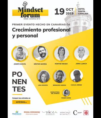 Mindset Forum Gran Canaria 2019