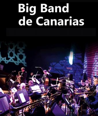 BIG BAND DE CANARIAS + Gerardo Núñez