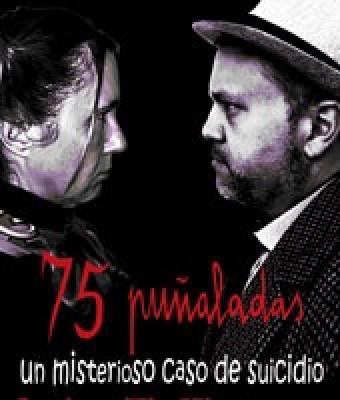75 PUÑALADAS: UN MISTERIOSO CASO DE SUICIDIO