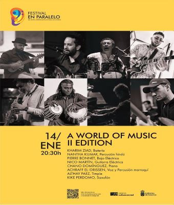 A WORLD OF MUSIC II EDITION