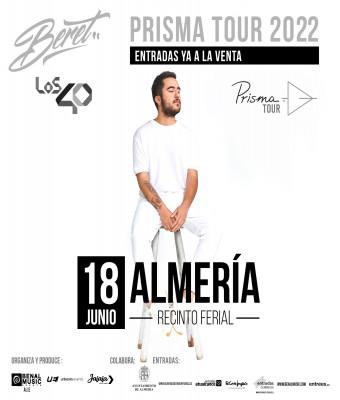 BERET en concierto - Almería
