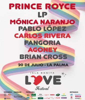 ISLA BONITA LOVE FESTIVAL