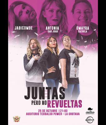 JUNTAS PERO NO REVUELTAS