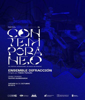 FESTIVAL EL CONTEMPORANEO- DIFRACCION ENSEMBLE