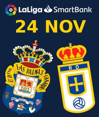 LaLiga SmartBank - UD Las Palmas VS Real Oviedo