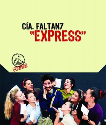 EXPRESS de la Compañía Faltan 7