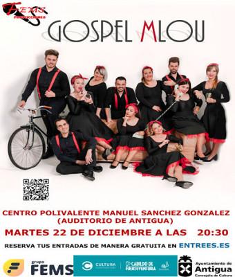 Concierto Coro Gospel MLOU