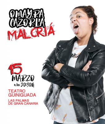OMAYRA CAZORLA-MALCRIÁ