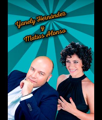 """""""BCH"""" - Matías Alonso y Yanely Hernández"""
