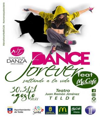 Audiciones Dance Forever